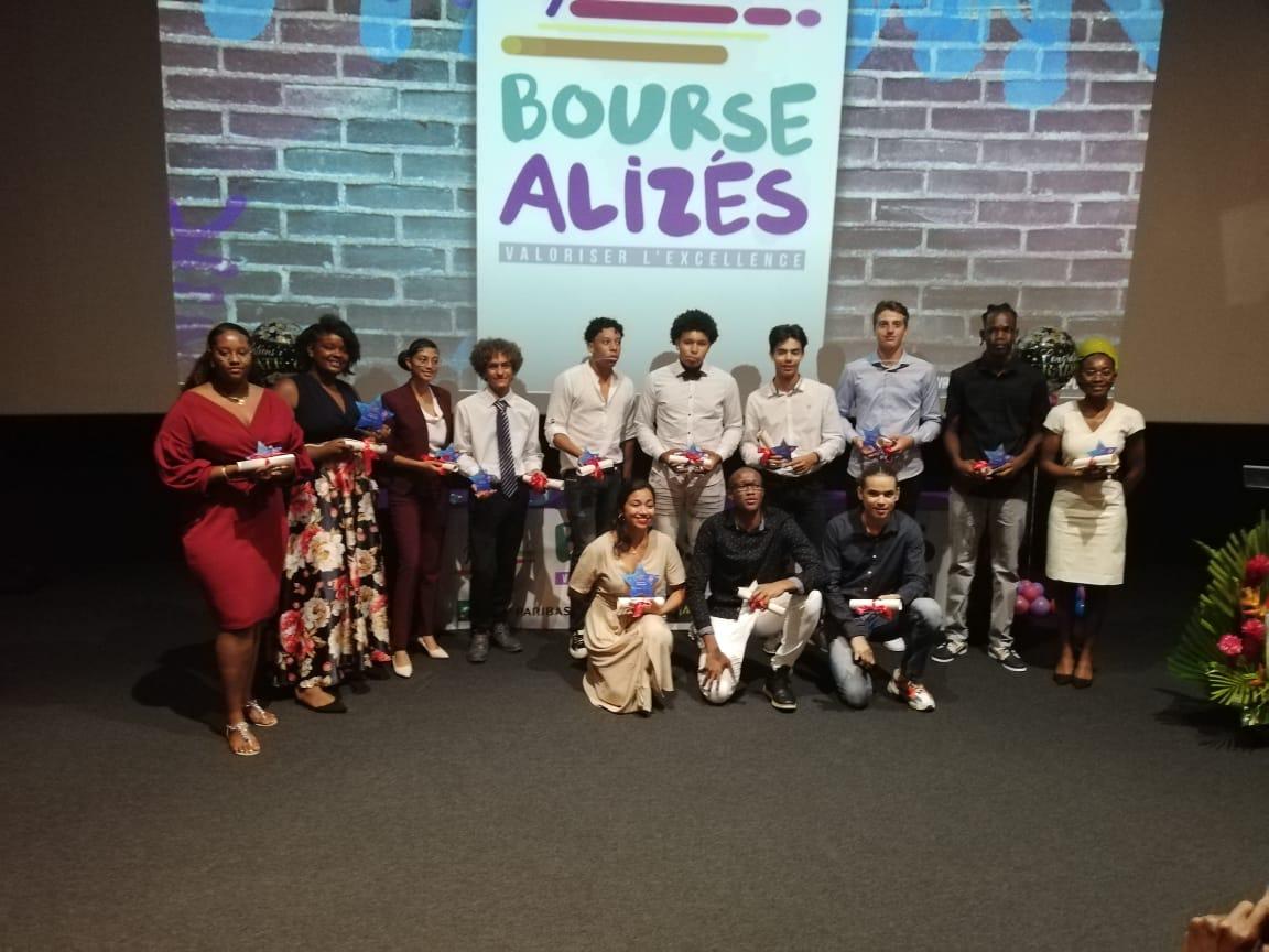 Les lauréats de la bourse Alizés 2021 ont été récompensés