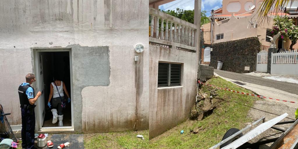 Découverte macabre au quartier Josseaud à Rivière-Pilote
