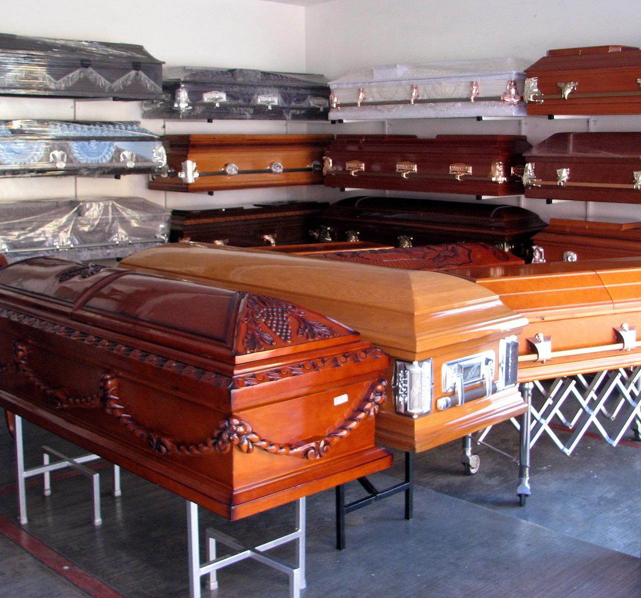 Le groupe OGF fait don de 60 cercueils à la Martinique