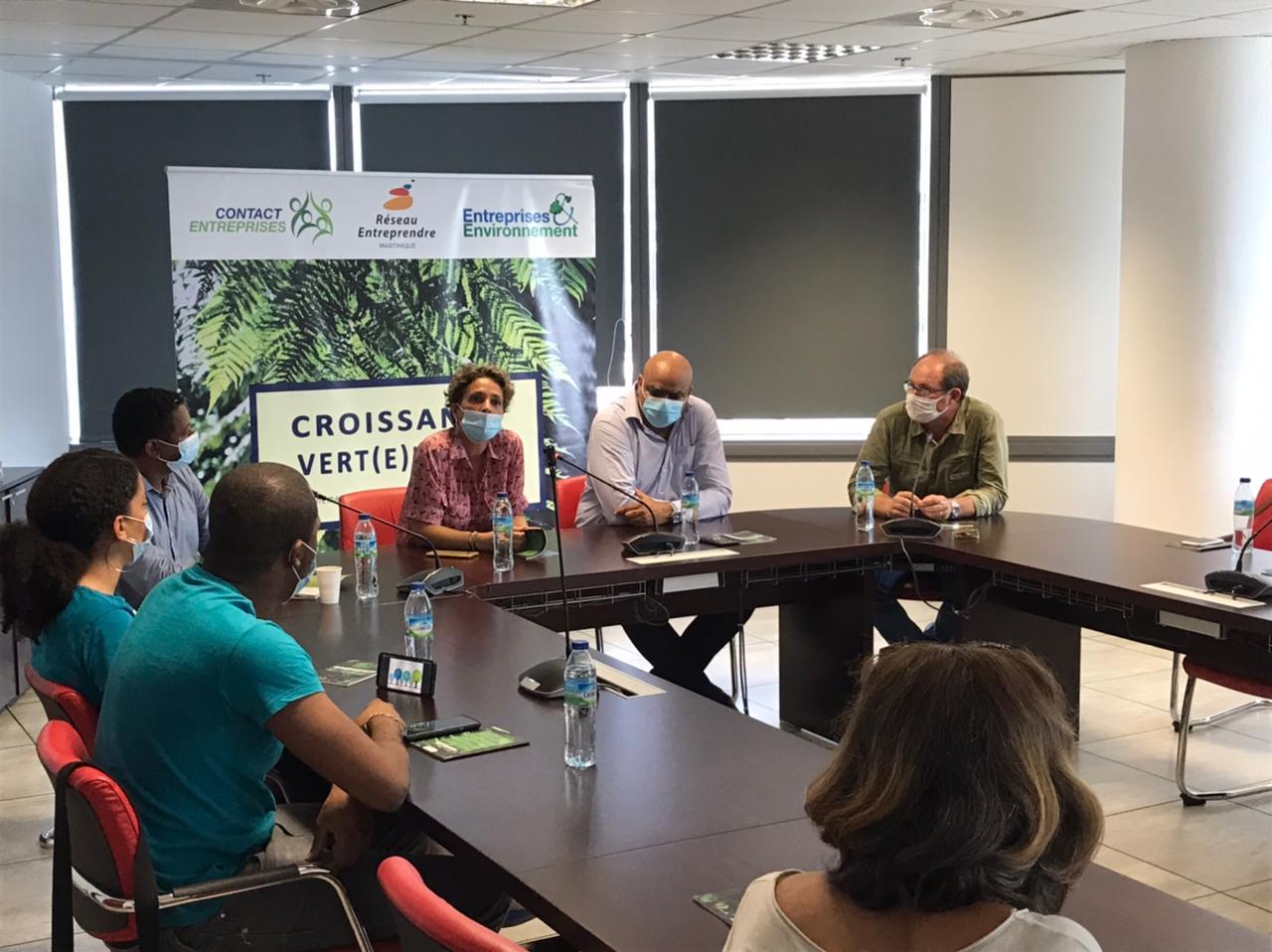 Contact-Entreprises fait un focus sur la croissance verte et l'écologie