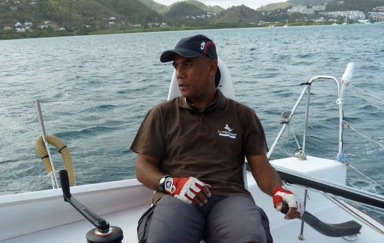 Le Martiniquais Eric Baray hissera ses voiles pour la Transat Jacques Vabre