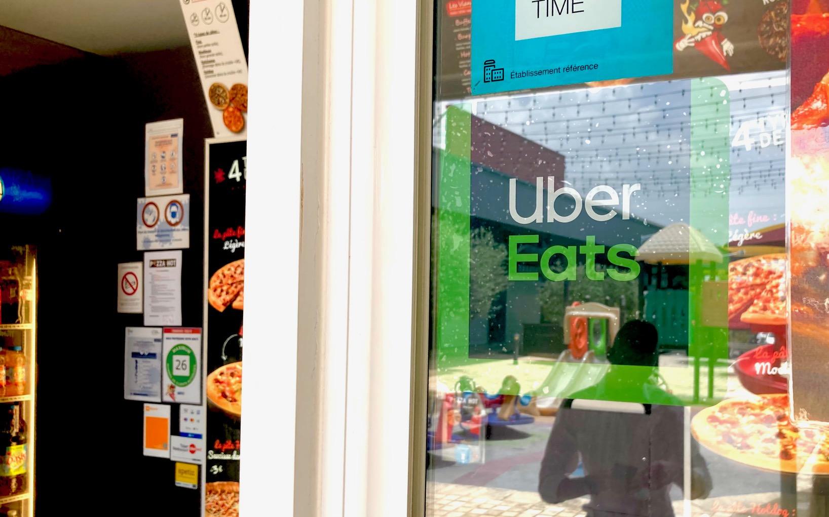 Débuts timides pour Uber Eats en Guadeloupe