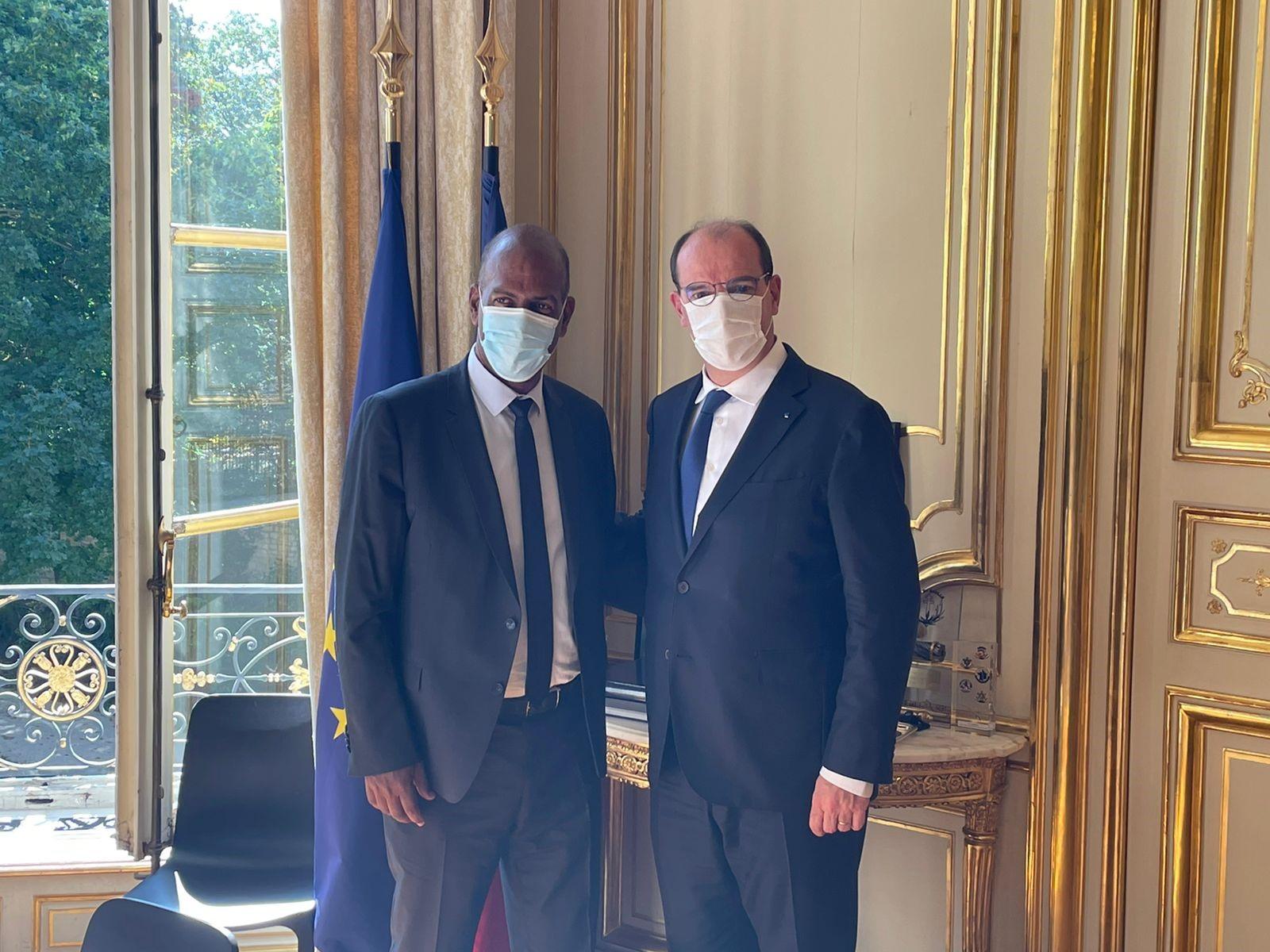 Relance : le premier ministre Jean Castex donne son accord pour un partenariat entre l'Etat et la CTM