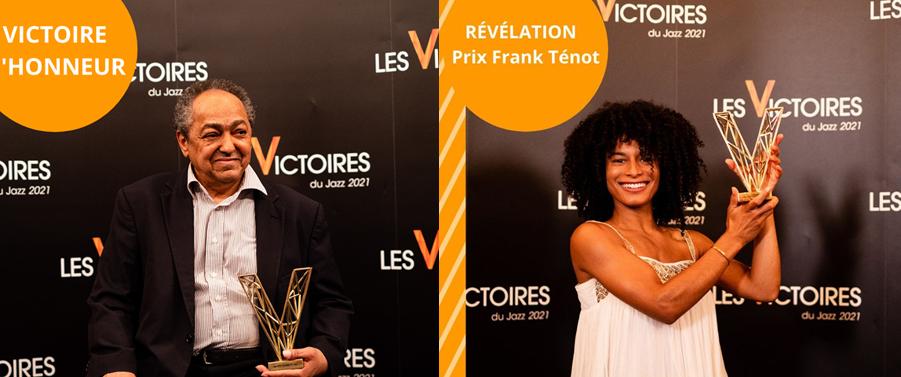 [AUDIO] Alain Jean-Marie et Sélène Saint-Aimé, deux artistes antillais récompensés aux prestigieuses Victoires du Jazz