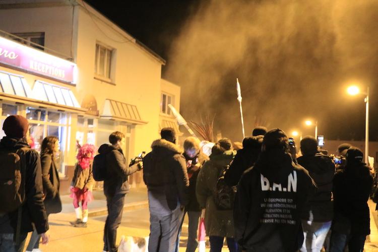 """La controversée """"Nuit des Noirs"""" a eu lieu ce samedi soir à Dunkerque"""