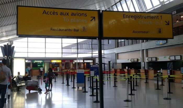 10 000 croisiéristes attendus à l'aéroport Aimé Césaire ce samedi !