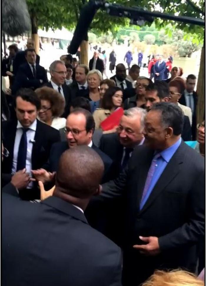 10ème journée des mémoires de la traite, de l'esclavage et de leurs abolitions célébrée dans les jardins du Palais du Luxembourg