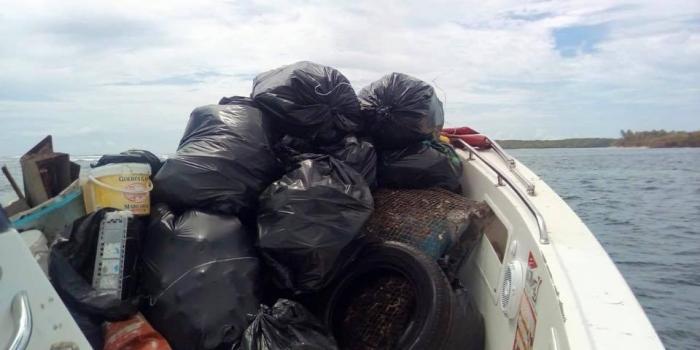 12 tonnes d'ordures ramassées lors de l'opération Pays Propre