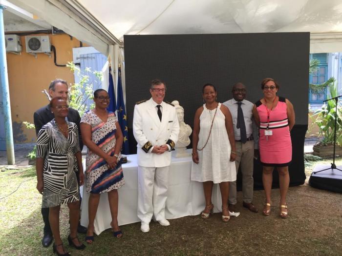 36 personnes ont obtenu la nationalité française à la sous-préfecture de Pointe-à-Pitre