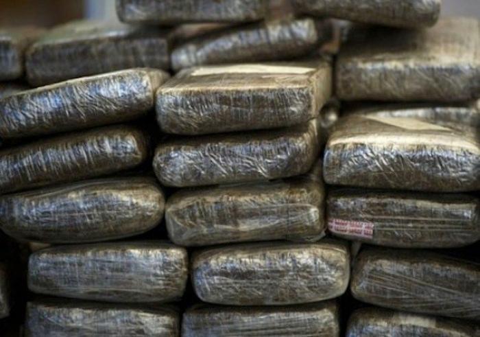 44 kilos de drogue et des armes découverts à Carénage