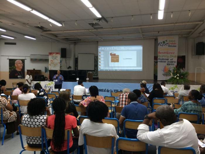 70ème congrès annuel de la FCPE en Martinique