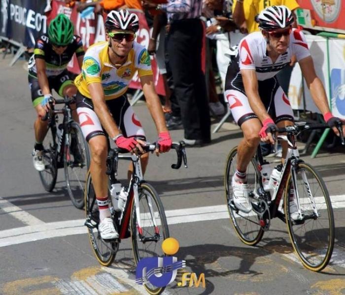 7e étape : le tour de la Guadeloupe repart avec un leader