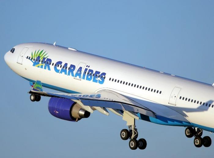 Air Caraïbes comptabilise un chiffre d'affaires de 378 millions d'euros