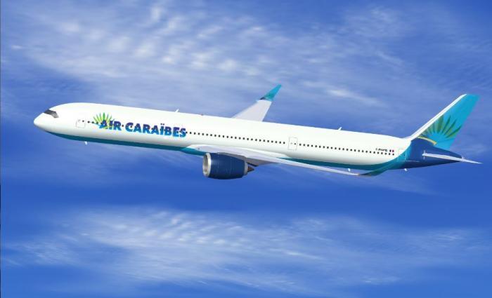 Air Caraïbes enregistre 16 millions d'euros de bénéfice