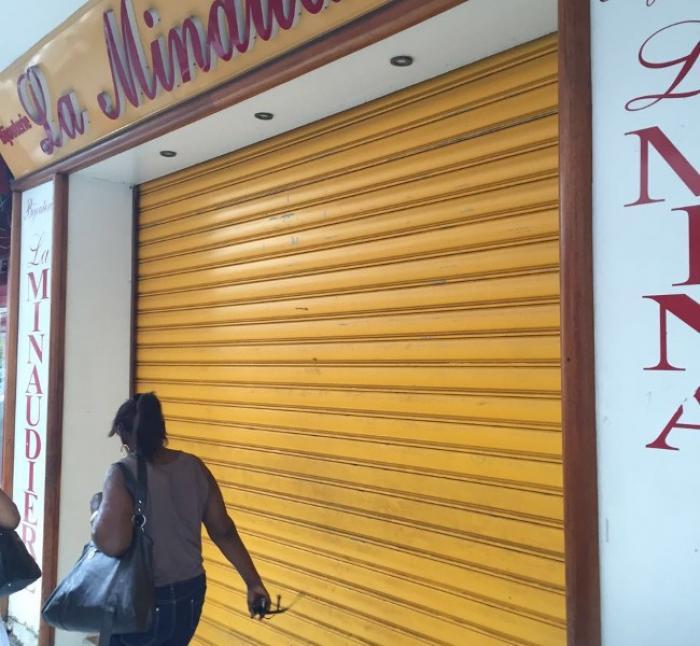 Alerte Commerce : un dispositif pour avertir les commerçants en cas de vol à main armée