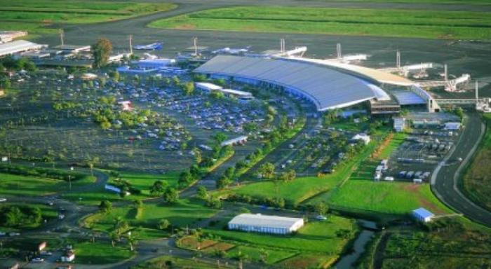 Aéroport Aimé Césaire : le trafic de passagers en progression