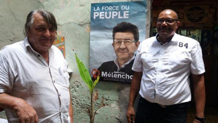 [Audio] Mélenchon, premier en Martinique ou le succès d'une campage de réseaux