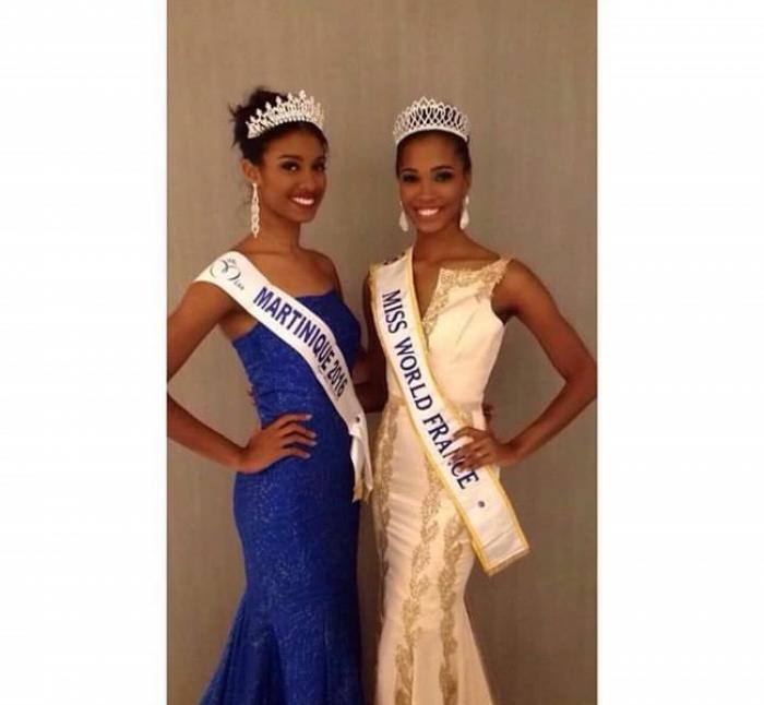 Aurélie Joachim est la nouvelle Miss Martinique