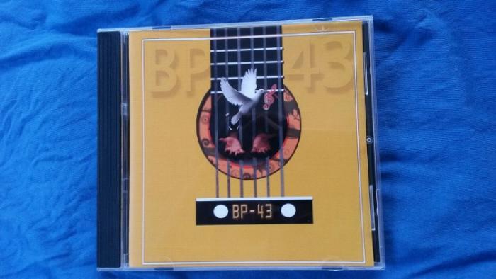 BP43: Les détenus réalisent un album musical
