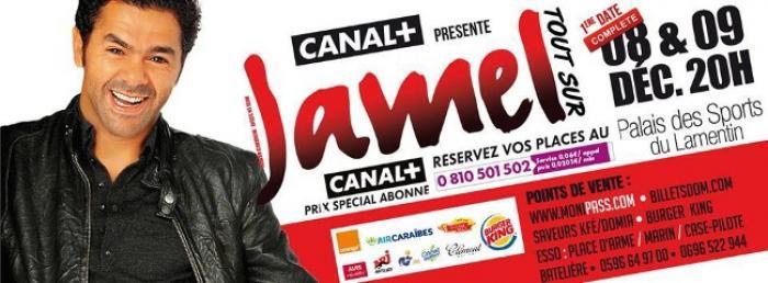 Carton plein pour Jamel !
