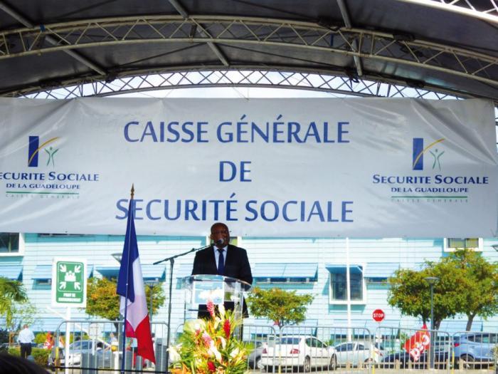 CGSS: les accueils maladie fermés jusqu'à vendredi