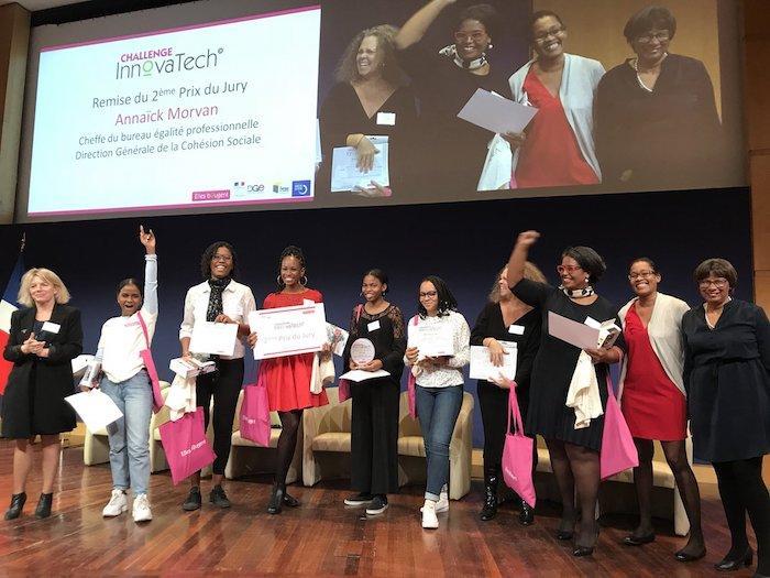 Challenge InnovaTech : 2ème Prix pour la Martinique !