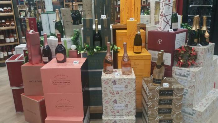 Champagne : les chiffres de la consommation aux Antilles