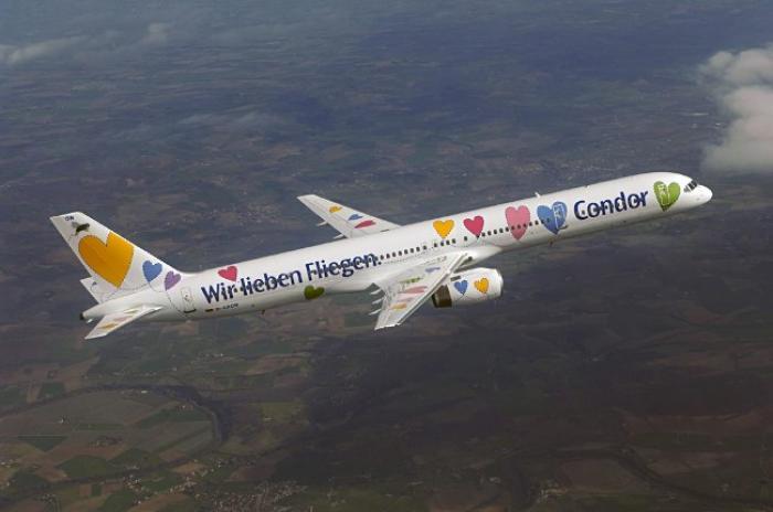 Condor inaugure une ligne directe entre Francfort et la Martinique