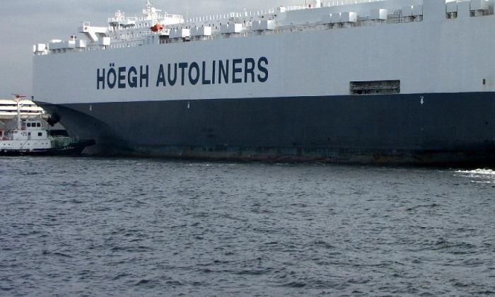 Conflit sur le Port : l'escale du Hoegh Maputo annulée !