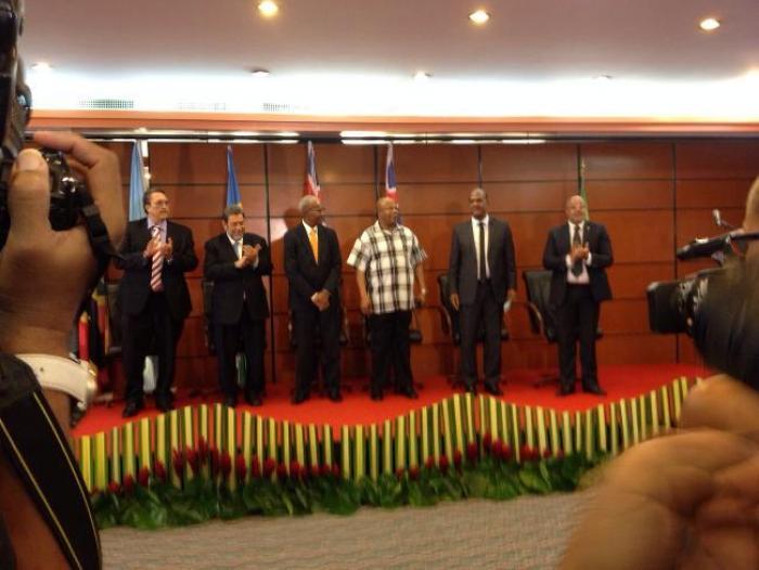 Coopération caraïbe : La Martinique adhère à l'Organisation des Etats de la Caraïbe Orientale