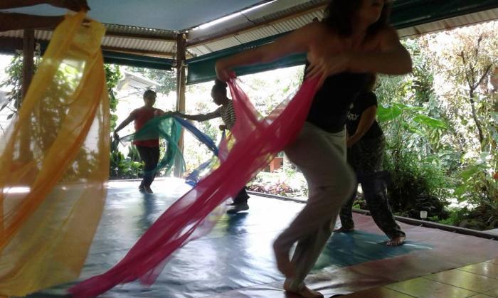 Corps et danse