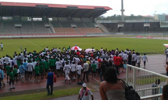 Coupe Davis : La Martinique propose le stade Pierre Aliker  pour le 1er tour