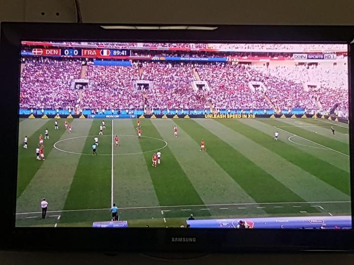 Coupe du monde : l'équipe de France termine en tête de son groupe