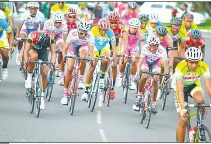 Cyclisme : Jocelyn Lampérière remporte le Critérium
