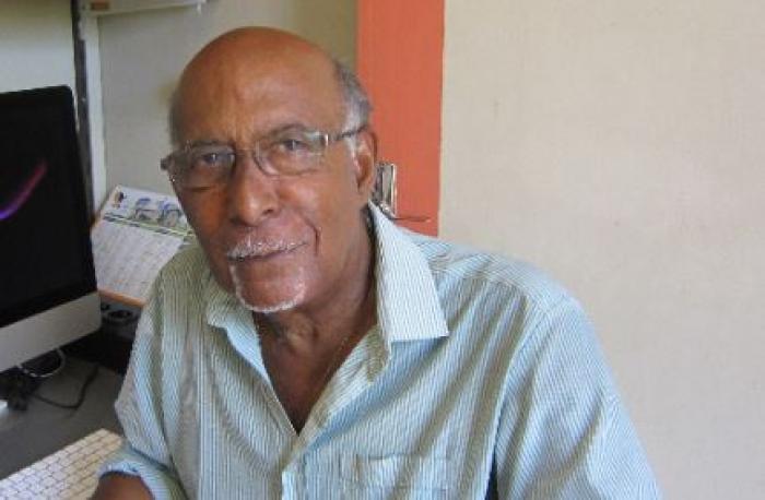 Daniel Boukman publie un ouvrage de devinettes en créole