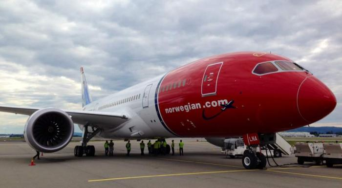 Dernier vol de Norwegian  : c'est fini !
