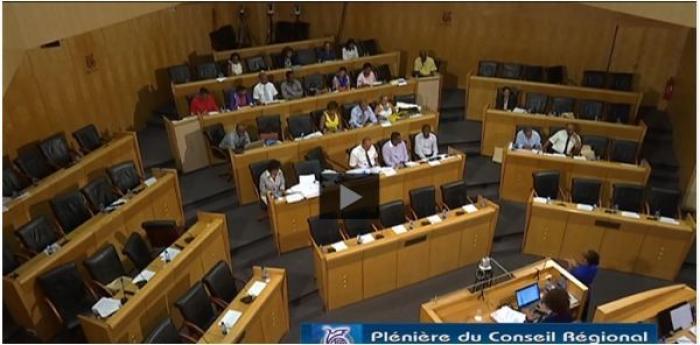 Dernière plénière de la mandature des conseillers régionaux ce jeudi 19 novembre 2015 (live vidéo)