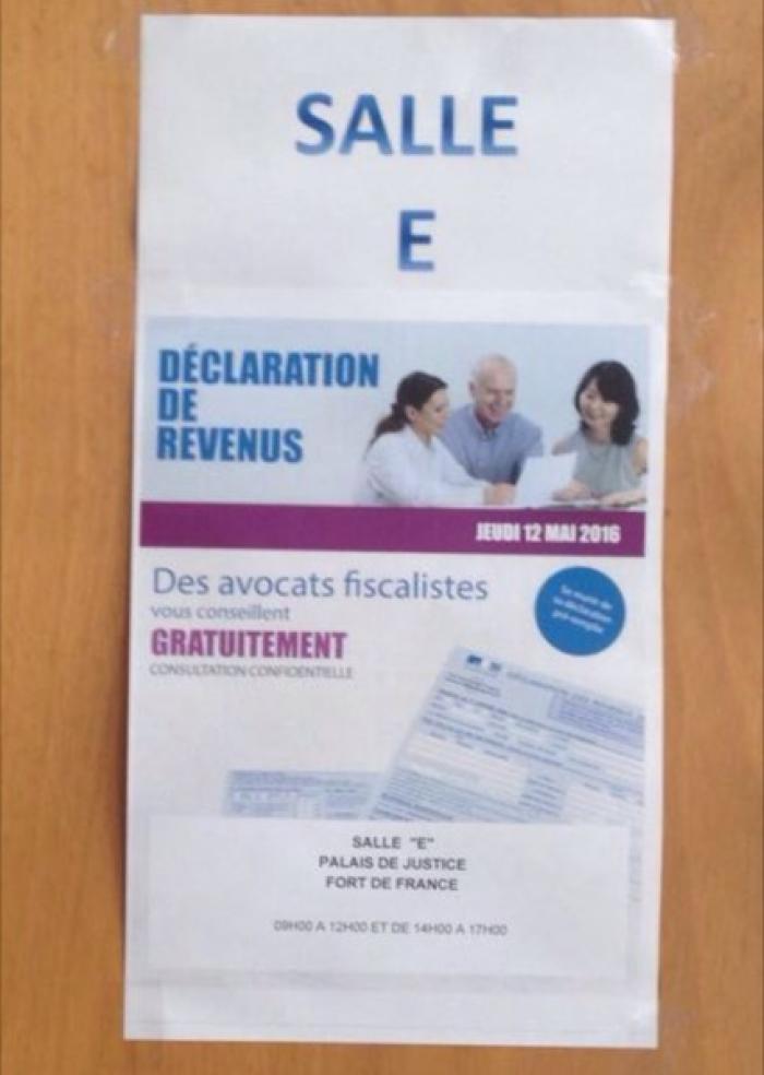 Des avocats fiscalistes pour mieux remplir sa déclaration d'impôt sur le revenu