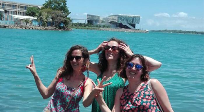 Des blogueurs de l'hexagone pour vanter la destination Guadeloupe