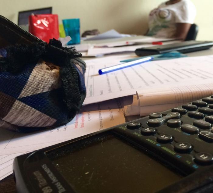 Des séances de révisions à l'approche des examens