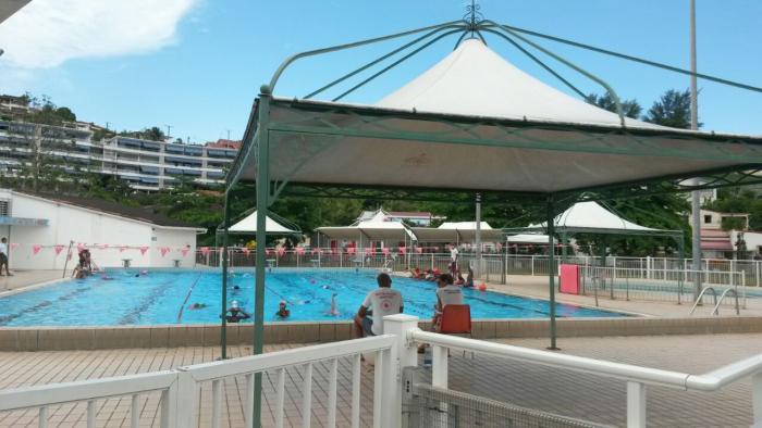 Des voisins de la piscine de Schoelcher se plaignent des bruits d'une compétition de natation
