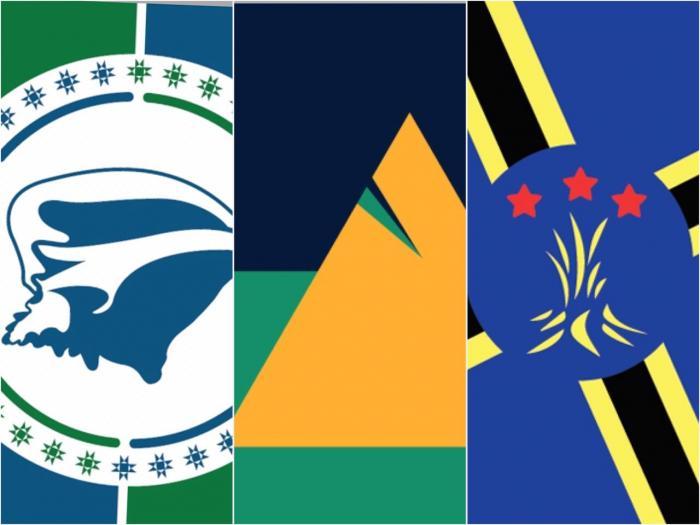 Découvrez les trois drapeaux et les trois hymnes retenus par le jury de la CTM