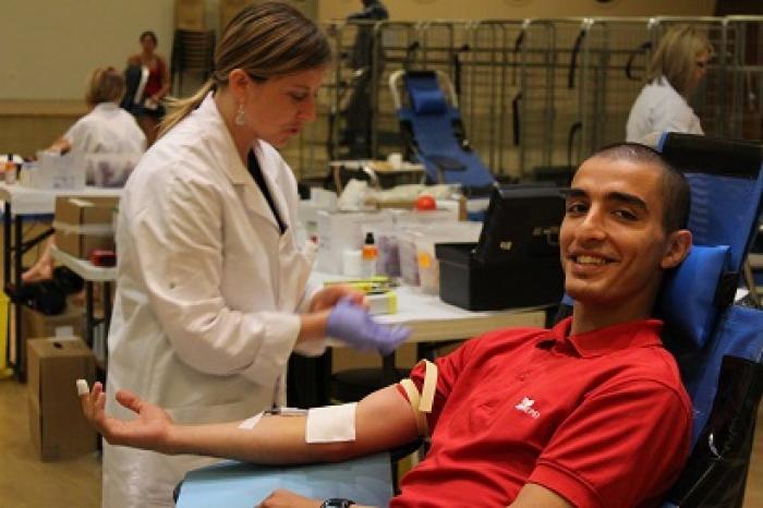 Don du sang gourmand: succès de l'opération de Lundi Gras