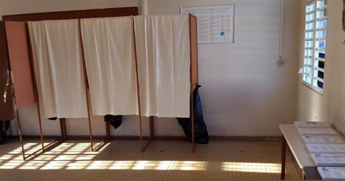 Elections : 16,70% de participation à la mi-journée