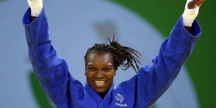 Emilie Andéol en or sur les tatamis de Rio