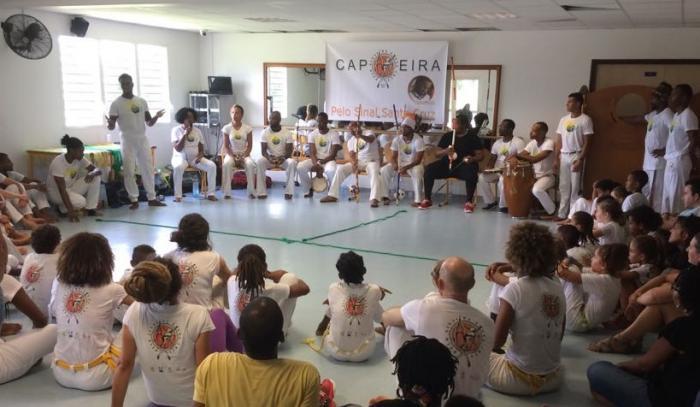 Festival de Capoeira  « Vamos Vadiar no Caribe »