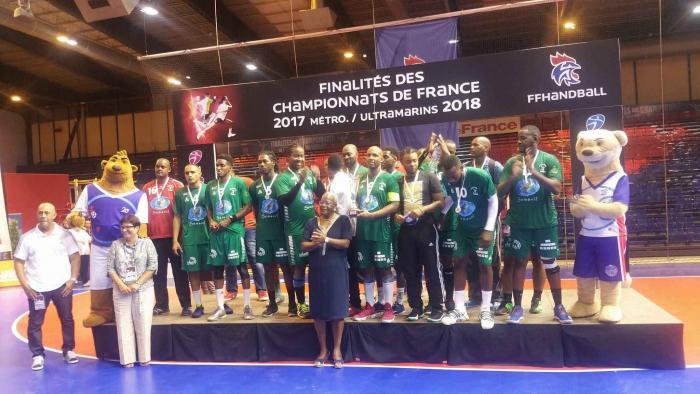 Finalités de handball : l'Etoile et l'Arsenal en finale de N3
