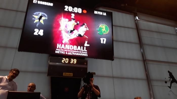 Finalités Handball 2018 : l'Etoile de Gondeau qualifié pour la finale