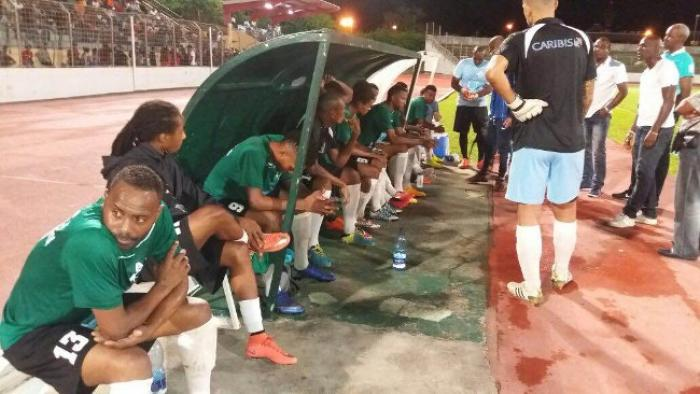 Football : le Club Franciscain en finale de la Ligue Antilles