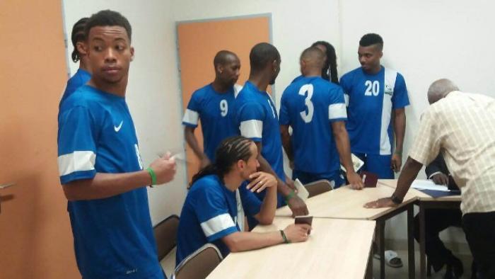 Football : Martinique - Guadeloupe, le choc des îles soeurs